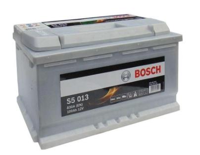 AKUMULATOR 12V-100AH-830A DESNO+ .BOSCH S5, S5013, 0092S5013