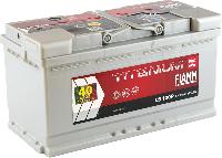 AKUMULATOR 12V-100AH-870A DESNO+ FIAM TITANIUM PRO40, L5100P