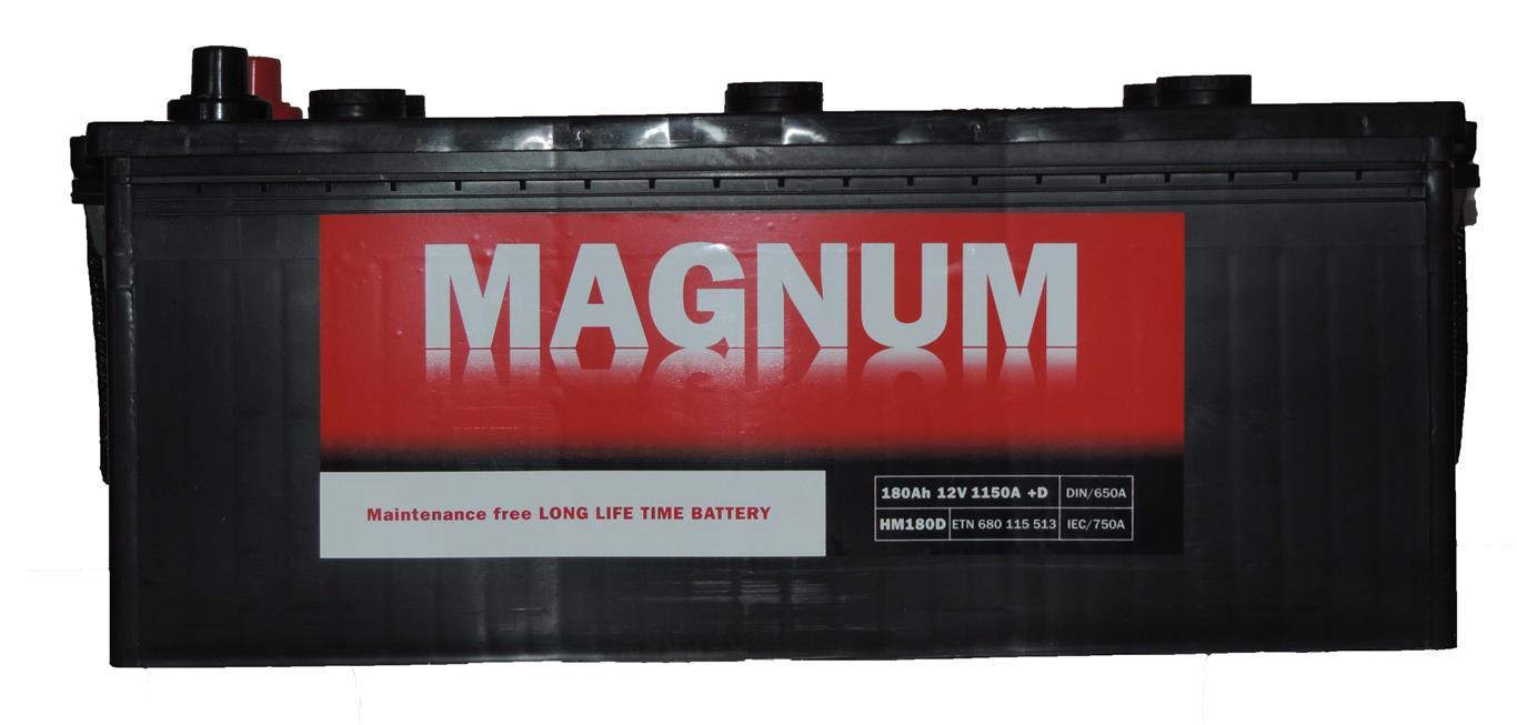 akumulator, 12v, 180ah. 1150a, desno+, teretna vozila,