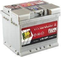 Akumulator, 12v, 44ah, 420a, desno, fiamm, titanium, pro, l1