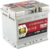 AKUMULATOR 12V-54AH-520A,  DESNO+, FIAMM TITANIUM PRO40, L15