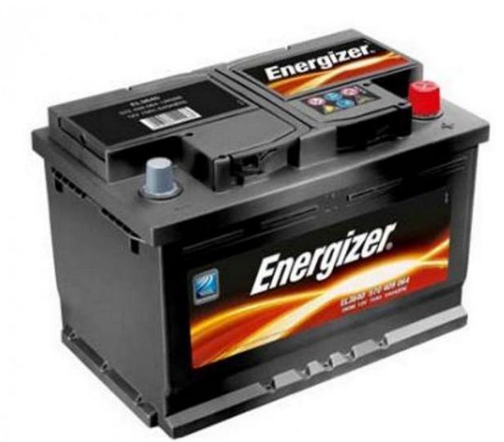 Akumulator 12v 56Ah 480a Polaritet Levo+ Energizer INC0008