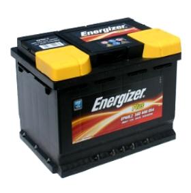 AKUMULATOR 12V  60AH 540A DESNI+ ENERGIZER PLUS, EP60-L2
