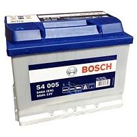 AKUMULATOR, 12V-60AH-540A, DESNO+, BOSCH S4, S4005, 0092S40050