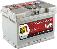 akumulator, 12v, 60ah, 600a, desno, fiamm, titanium, pro40,