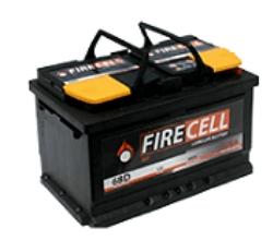 AKUMULATOR 12V-68AH-570A DESNI+  FIRECELL, RS1-LB3570