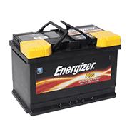 AKUMULATOR, 12V-70AH-640A, LEVO+, ENERGIZER PLUS, EP70-L3X