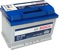AKUMULATOR, 12V-74AH-680A, DESNO+, BOSCH S4, S4008, 0092S40080