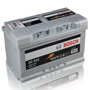 AKUMULATOR 12V-85AH-800A DESNO+ BOSCH S5