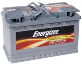 AKUMULATOR 12V-95AH-850A DESNI+ ENERGIZER AGM, EA95-L5