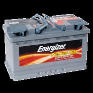 AKUMULATOR AGM 12V-80AH-800A DESNO+ ENERGIZER, EA80-L4