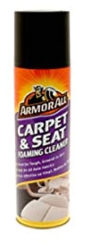 ARMOR ALL CARPET AND SEAT FOAMING CLEANER  5020144800675, GAA38500EN