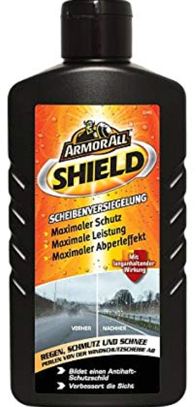 ARMOR ALL SHIELD FOR GLASS 200ML 5020144800033, GAA20200GE