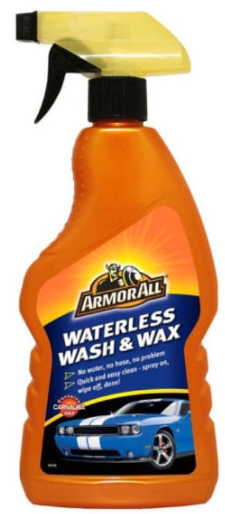ARMOR ALL WASH & WAX SPRAY 500ML 5020144215264, GAA27500EN