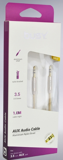 BUSY AUX KABAL 1M GOLD 50710