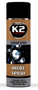 K2 BAKARNI COPPER SPREJ BAKARNA MAST 400 ml, W122ml, , W122,MAST