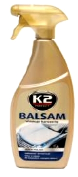 K2 BALSAM QUICK POLISH VOSAK ZA SJAJ KAROSERIJE 700ml, K010