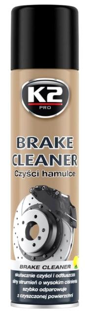 K2 BRAKE CLEANER 600ml, W105, 11104,MIRIS LIMUNA