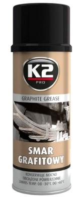 K2 GRAFITNA MAST SPREJ 400ml, W130