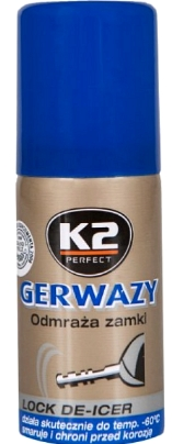 K2 ODMRZIVAC BRAVE 50ml. 000410, K656