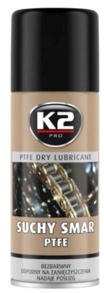 K2 PTFE DRY SPREJ LUBRIKANT 400ml  W120