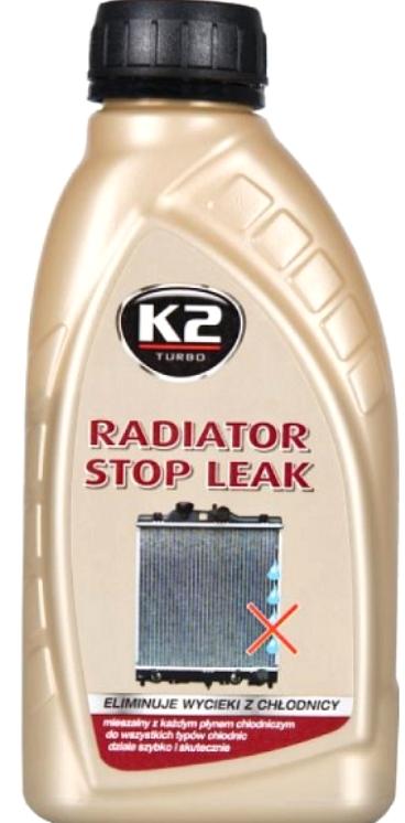 K2 RADIATOR STOP LEAK 400ml, 08902, T231