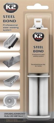 K2 STEEL BOND DVOKOMPONENTNI LEPAK 25g B104,