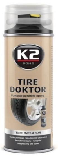 K2 TIRE DOKTOR 400ml, 038982,