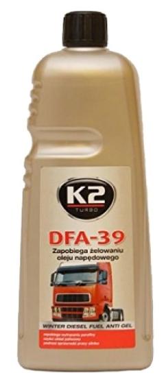 K2 TURBO DFA ZIMSKI -39 1LITAR, ET301,