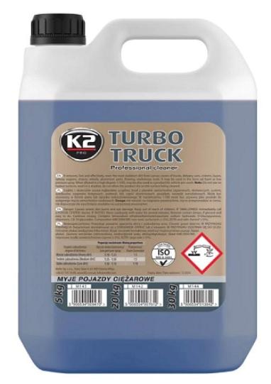 K2 TURBO TRUCK 5KG, M143,