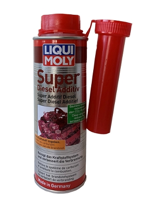 Liqui Moly aditiv super dizel 250ml 20807 5120