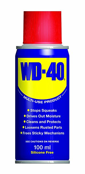 WD-40, multi spray,  100ml,
